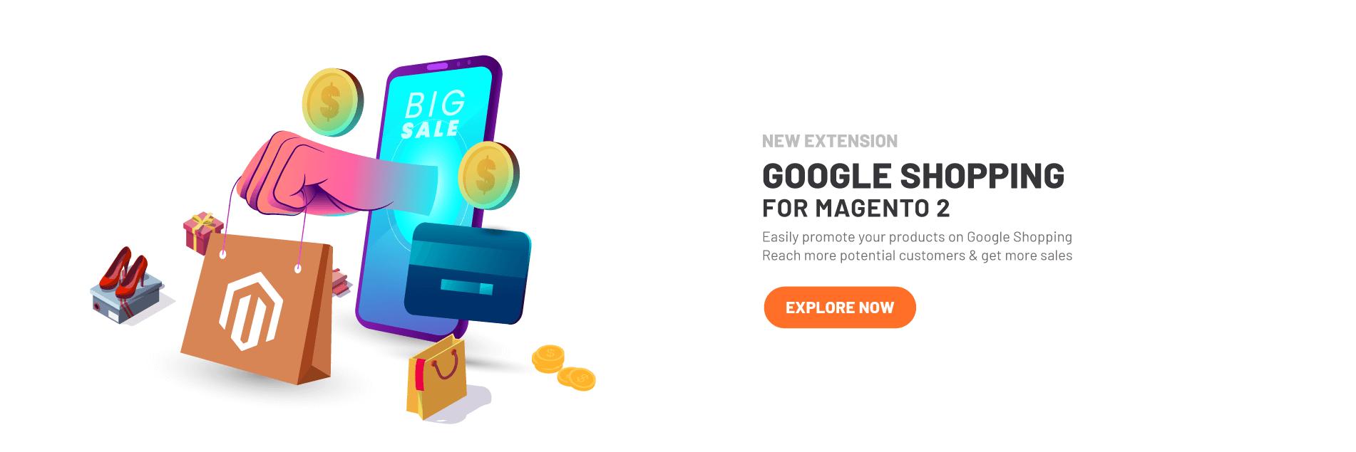 Google Shopping Magento 2