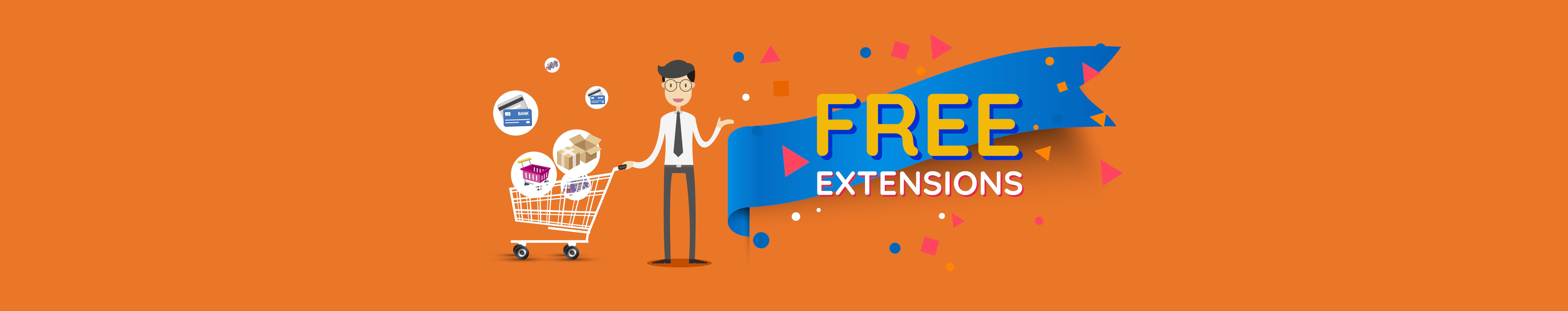 Free Extensions
