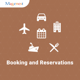 Magento 2 Booking and Reservations