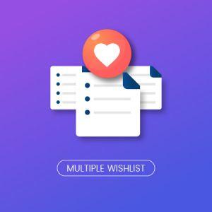 Multiple Wishlist