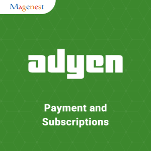 Adyen Payment and Subscription