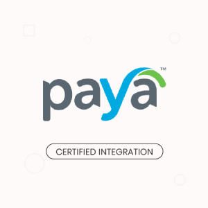 Paya - Sage Payment Solution Integration