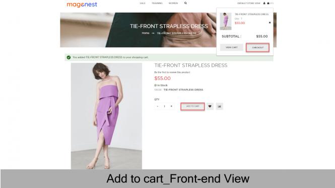 Moneris_Add to Cart