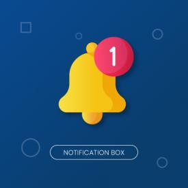 Notification Box