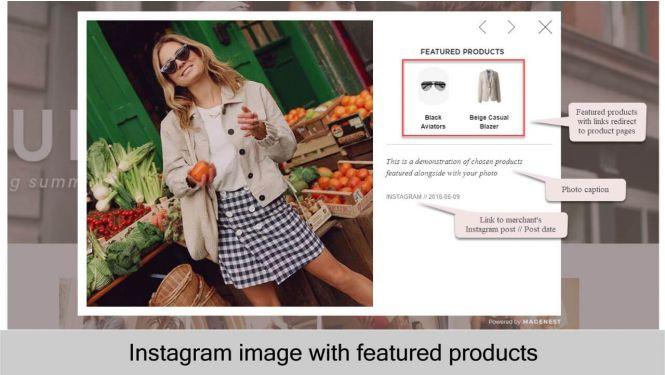 Magento 2 Instagram Shopping