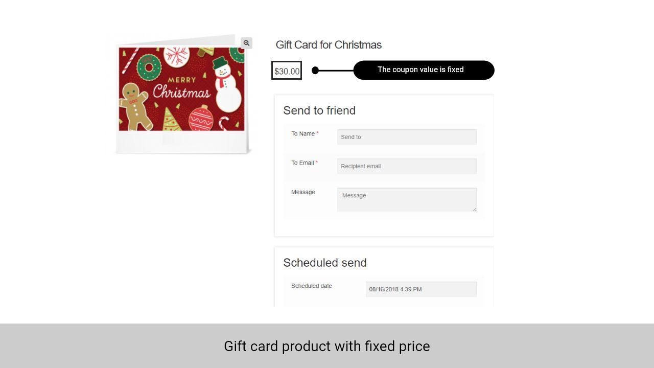 Woocommerce Gift Card Magenest E Commerce Expert