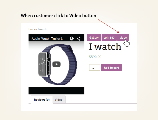 woocommerce add video to product plugin