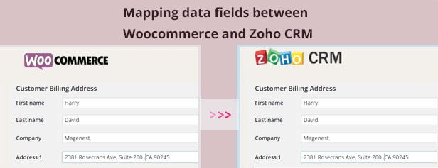 Woocommerce Zoho CRM Integration - 3