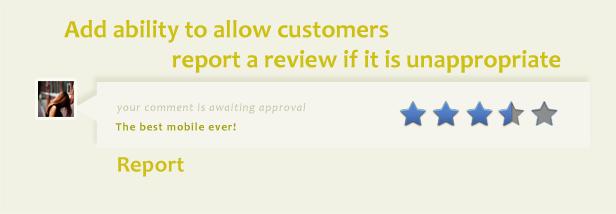 Woocommerce Advanced Review 6