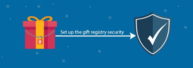 Woocommerce Gift Registry 14