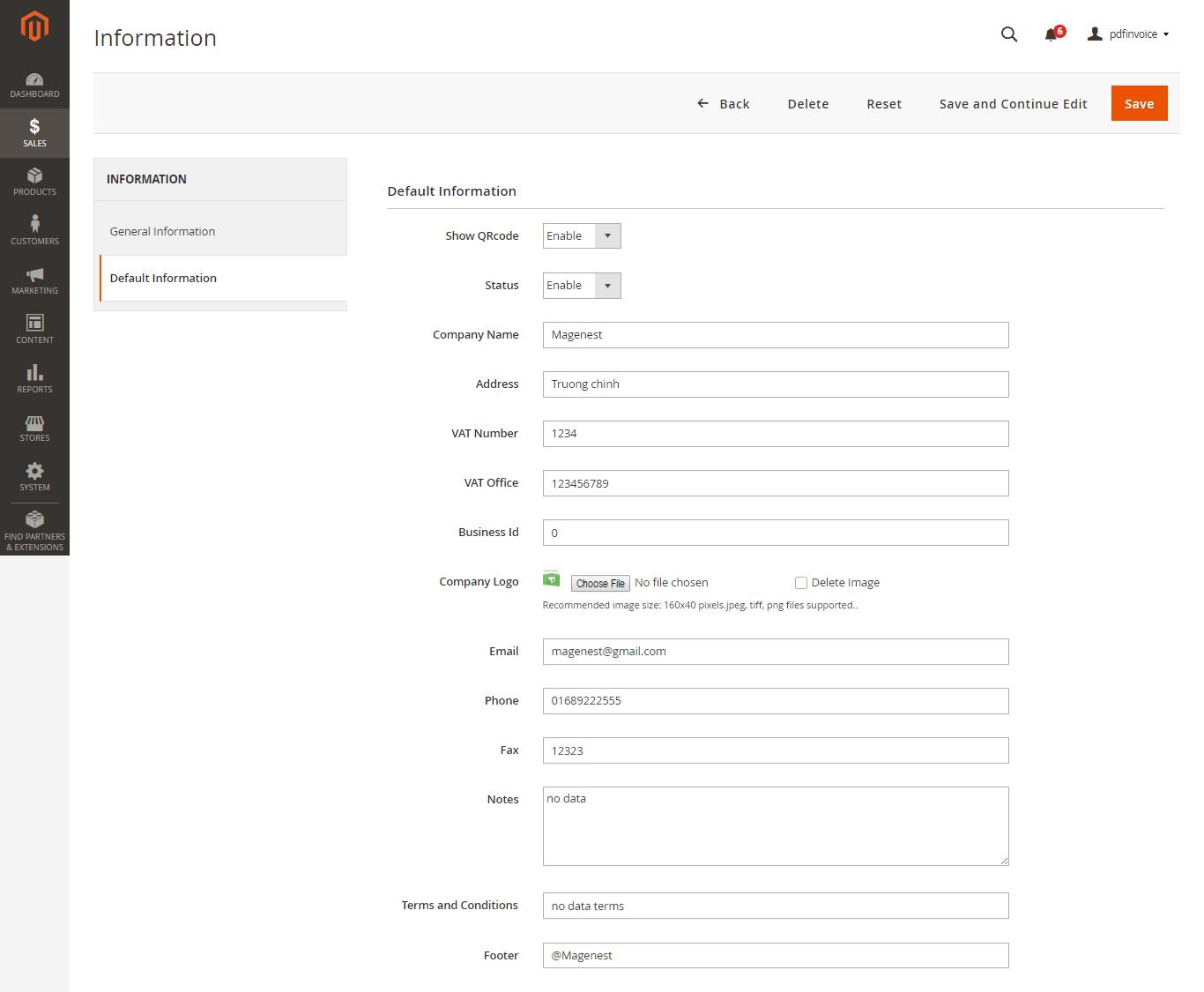 Customizable Pdf Invoice