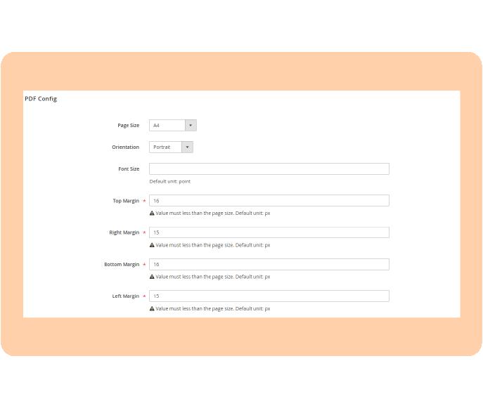 Magento 2 PDF Invoice Extension