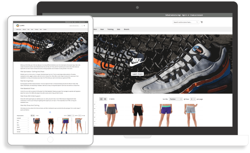 Magento 2 Instagram Feed multiple layout