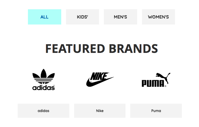 track brand components