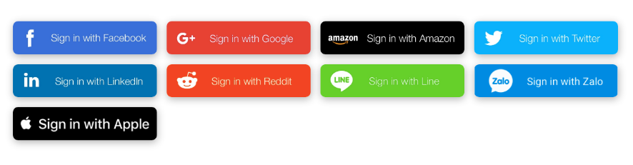 Magento 2 Social Login Extension Create account and sign in easily