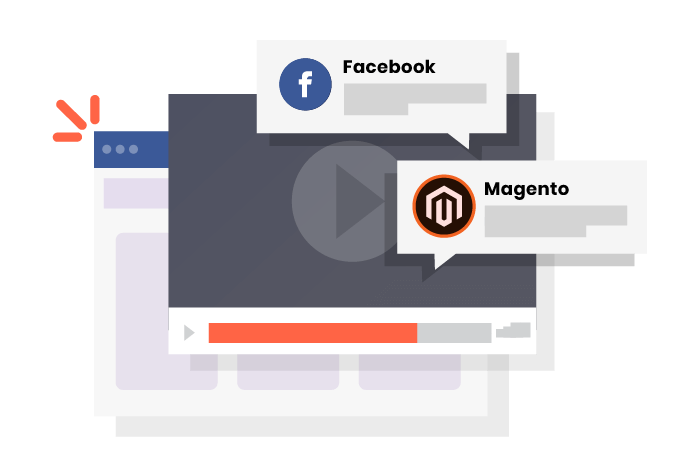 Comment synchronization from Facebook to Magento 2