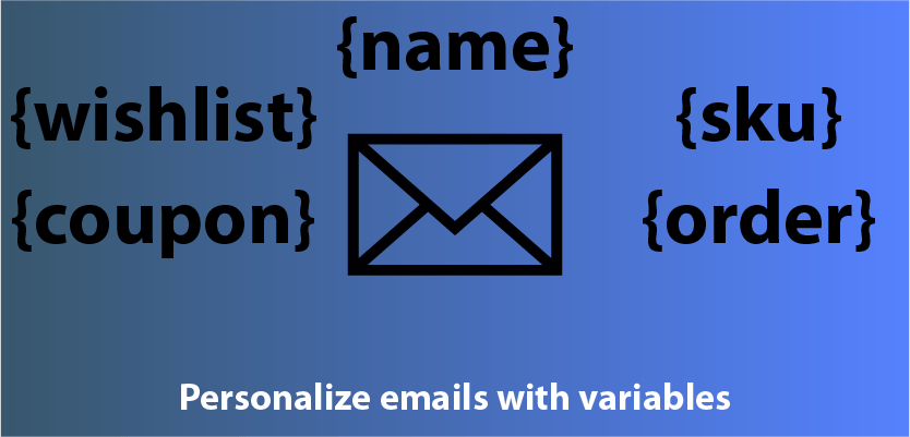 Magento 2 Follow Up Email Easy to use variables in magento