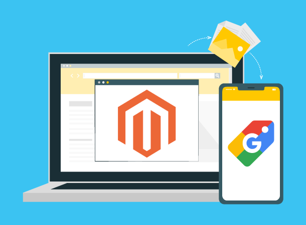 how Google Shopping Magento 2 extension works