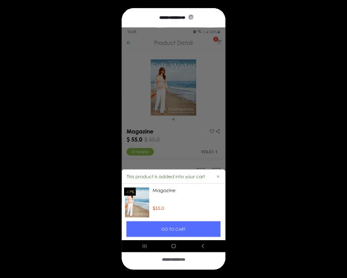 Magento 2 Mobile 2 App Builder FREE offline mode