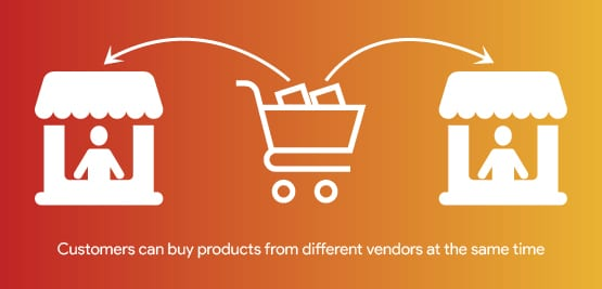 magento marketplace multi vendor offer more choices for customers
