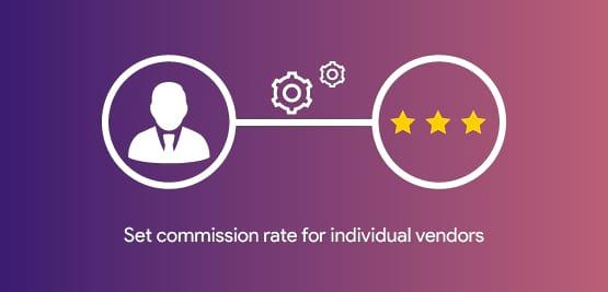 magento marketplace multi vendor set commission