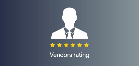 magento marketplace multi vendor - vendor rating