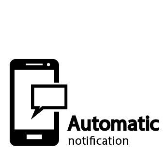 Automatically send Notification