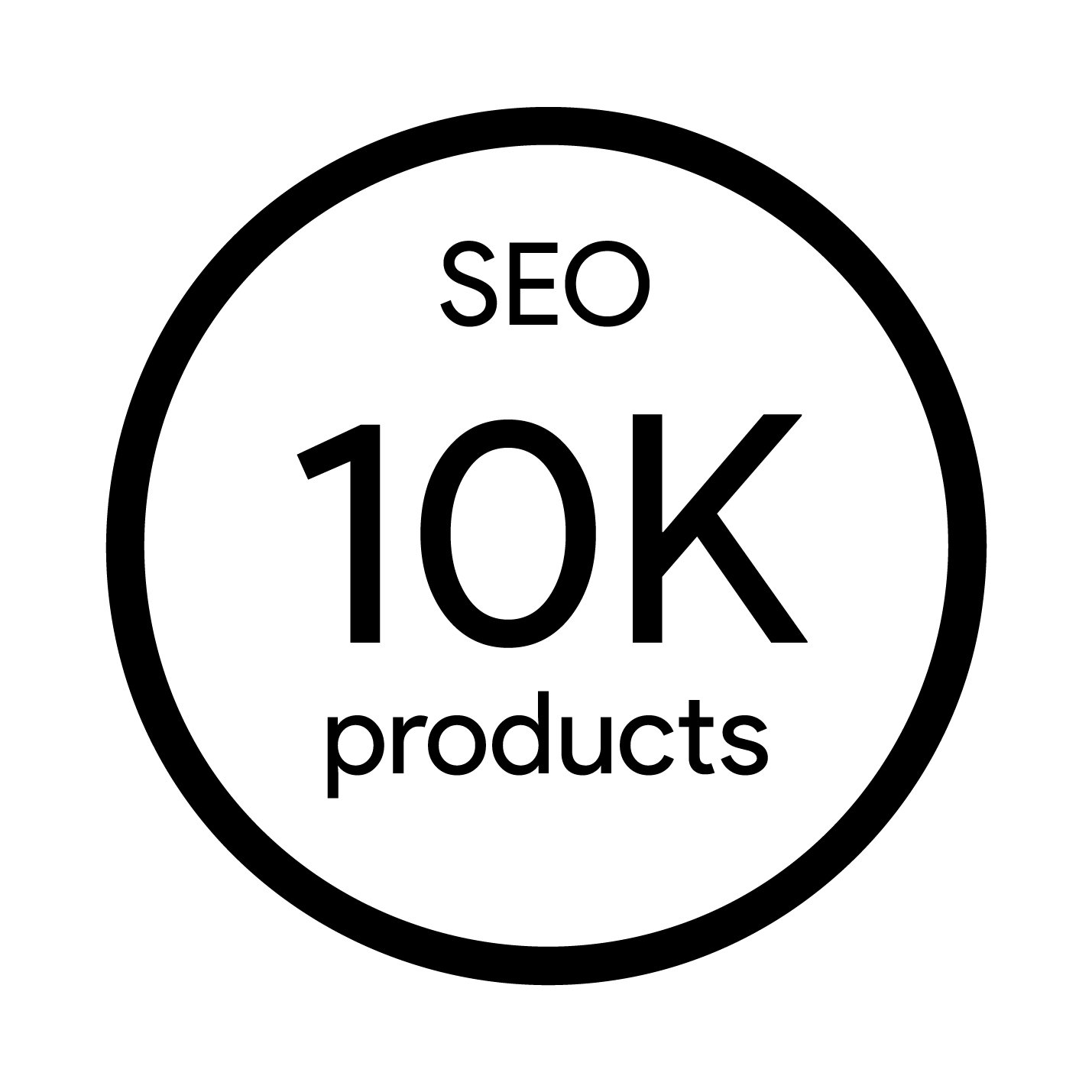 seo 10k products