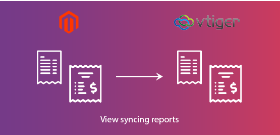 view sync reports