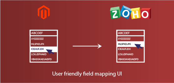 easy fields mapping