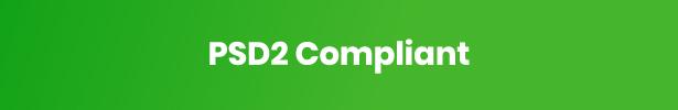 PSD2 compliant