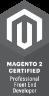 Magento 2 Professional Frontend Developer