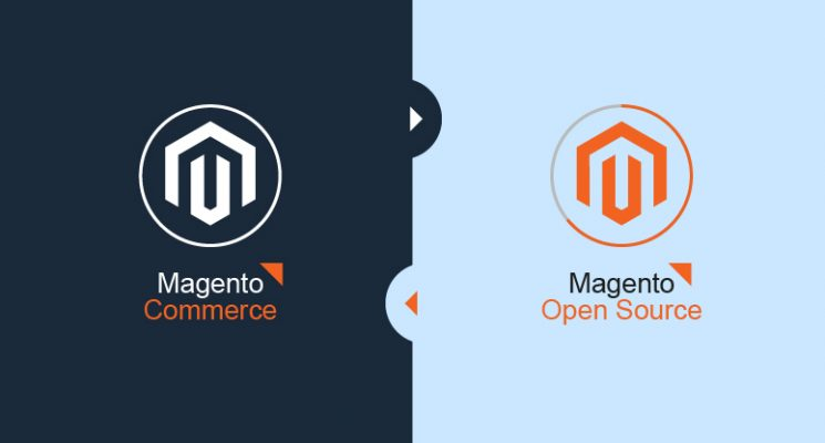 Magento Open Source or Commerce