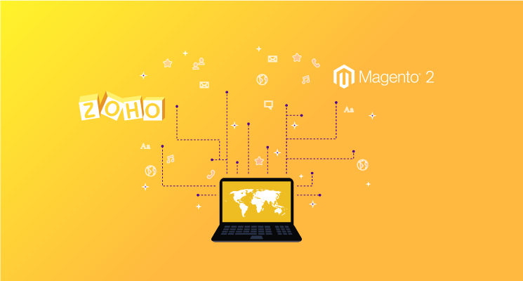 How to connect Zoho CRM to Magento 2