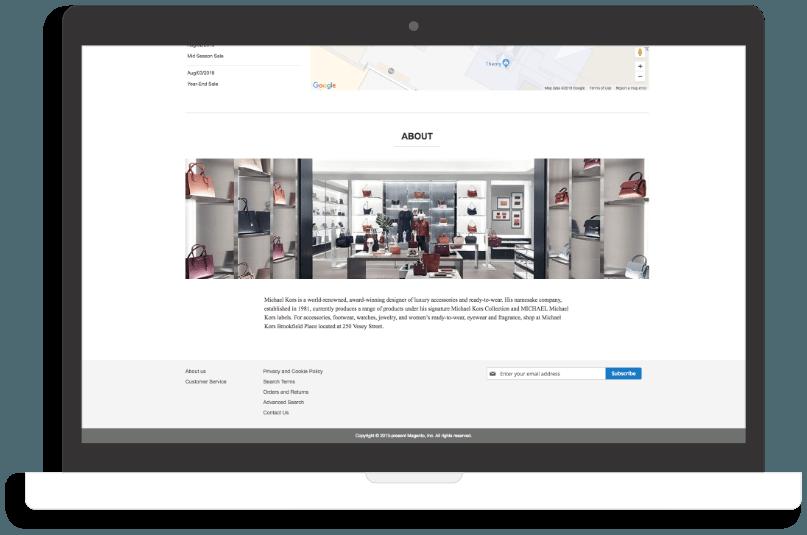 online-to-offline conversion: store locator magento 2