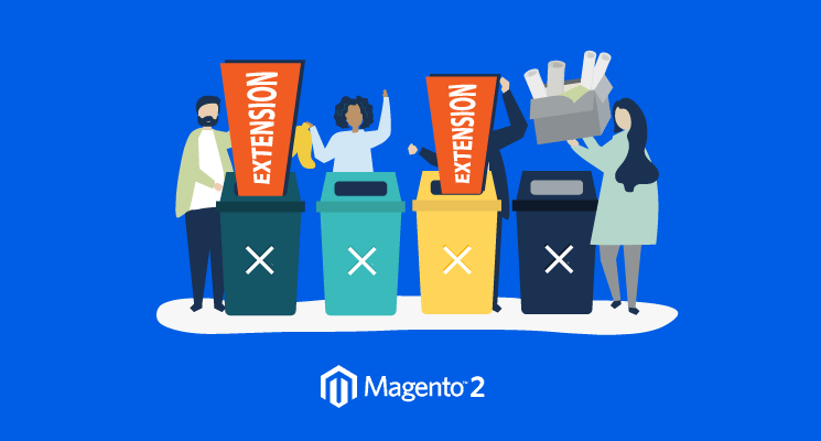 How to uninstall Magento 2 extensions