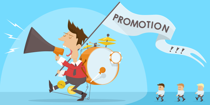 FMCG Industry promotion