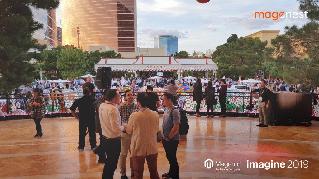 Sự kiện Magento Imagine 2019: Tiệc networking