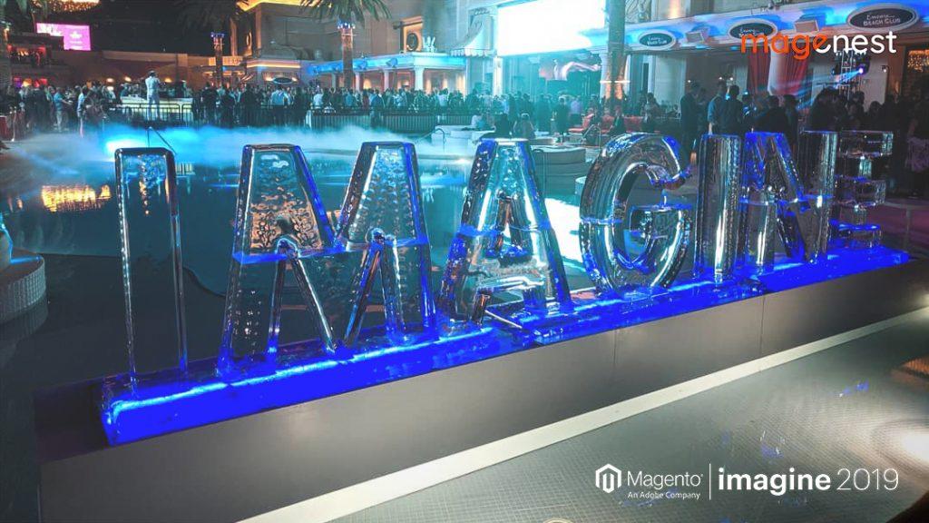Sự kiện Magento Imagine 2019: Tiệc bên hồ bơi