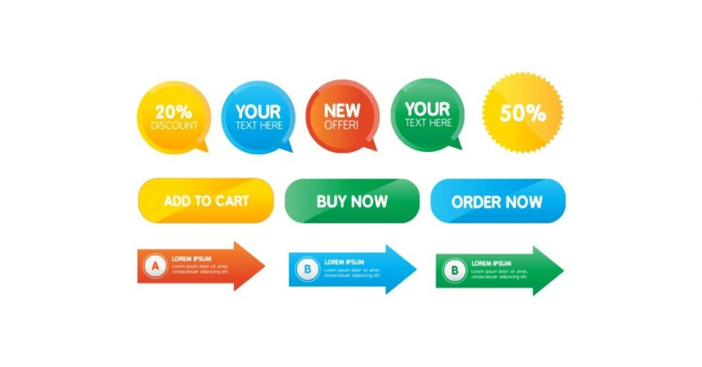 Magento 2 Promo Bar: CTA buttons