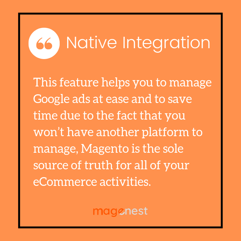 Native Integration is one of types of Magento extension