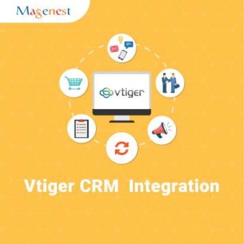 Magento 2 Vtiger CRM Integration