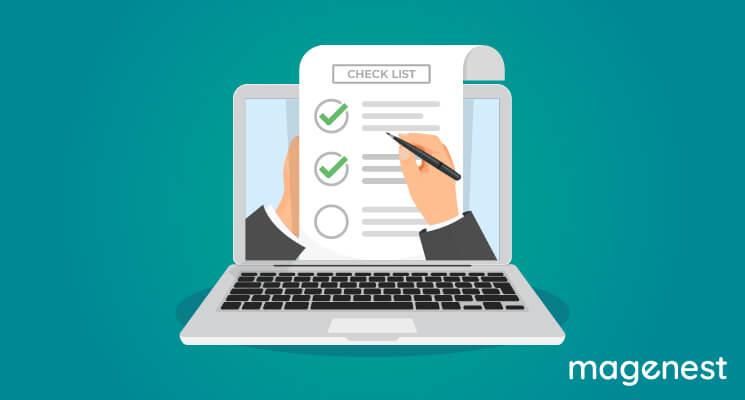 Magento 2 Go-live checklist for New Website - Magento 2 Tutorials