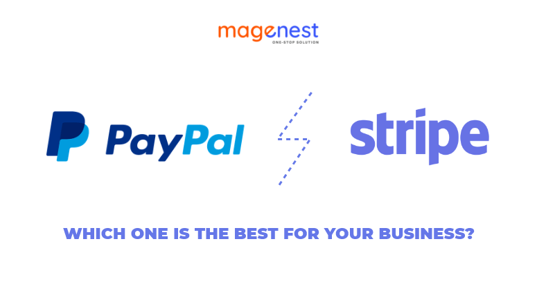 [INFOGRAPHIC] PayPal vs Stripe: Which one is the best for business?