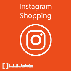 Instagram Shopping by Colgee