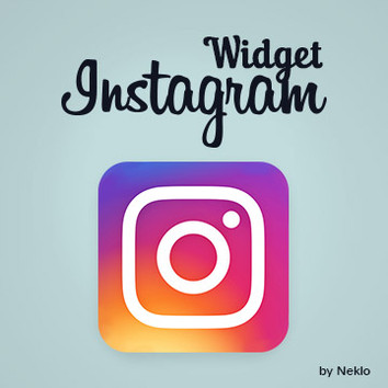 Instagram Integration Widget for Magento 2 by NEKLO