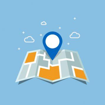 magento 2 store locator: icon