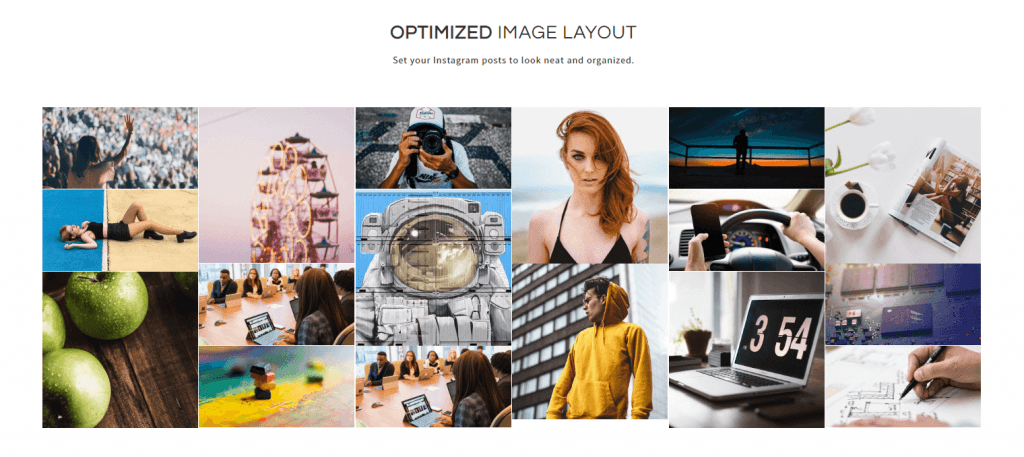 Magento 2 Instgram extension: Weltpixel
