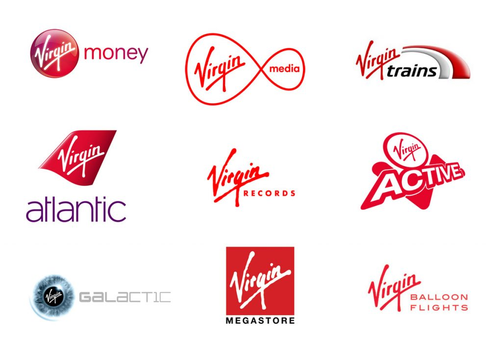 multi-brand retail: virgin