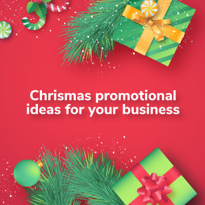 Top 7 Chrismas promotional ideas for your eCommerce business